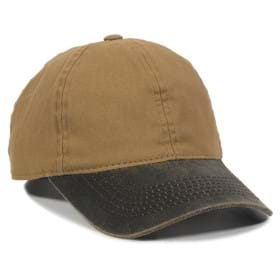 Outdoor Cap Garment Washed Canvas Cap