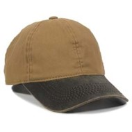 Outdoor Cap | Outdoor Cap Garment Washed Canvas Cap