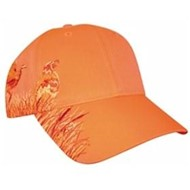 KC | KC Neon Hunting Orange QUAIL Cap