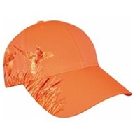 KC | KC Neon Hunting Orange PHEASANT Cap