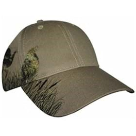 KC Olive Color QUAIL Cap