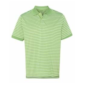 IZOD Horizontal Feeder Stripe Sport Shirt