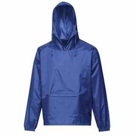 Tri-Mountain Squall Hooded Anorak Jacket