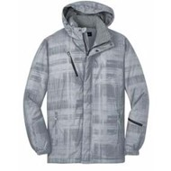 Port Authority | Port Authority Brushstroke Print Insulated Jacket