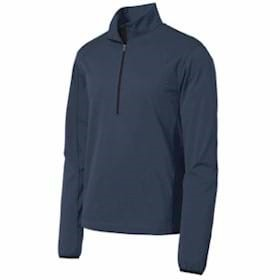 Port Authority Active 1/2 Zip Soft Shell Jacket