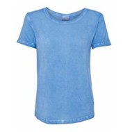 J America | J America LADIES' Oasis Drop Tail Tee