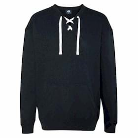 J America Sport Lace Fleece Crew