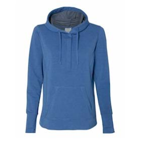 J America LADIES' Omega Stretch Snap Hood