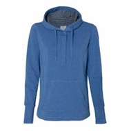 J America | J America LADIES' Omega Stretch Snap Hood