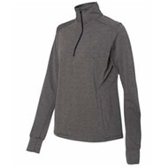 J America | J America LADIES' Omega Stretch 1/4 Zip Pullover