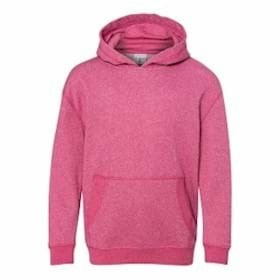 J America YOUTH Glitter French Terry Hood