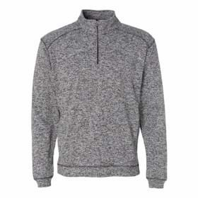 J America Cosmic Poly Fleece 1/4 Zip