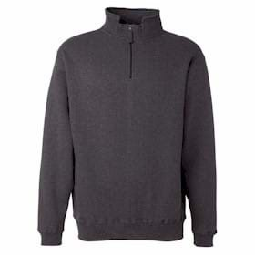 J America Heavyweight Fleece 1/4 Zip