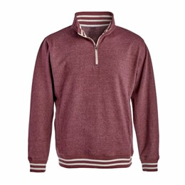 J America | J America Relay Fleece 1/2 ZIp Pullover