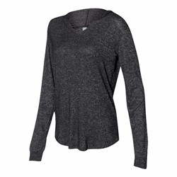 J America | J America LADIES' Fleece Hooded Pullover