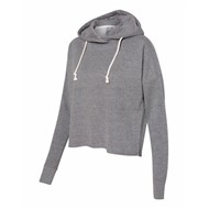 J America | J America LADIES' Lounge Fleece Hooded Pullover