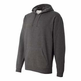 J America Premium Fleece Hooded Sweatshirt