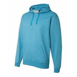 J America | J America Fashion Heather Color Fleece Hood