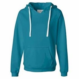J America | J America LADIES SYDNEY Brushed V Hood