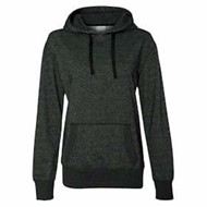 J America | J America LADIES' Glitter French Terry Hood