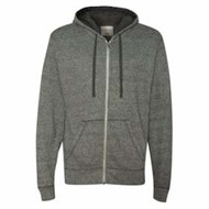 J America | J America Vintage French Terry Full Zip Hood