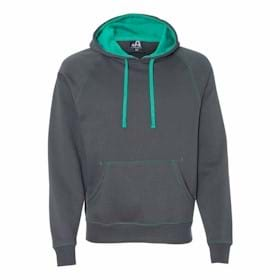 J America Shadow Fleece Pullover Hood