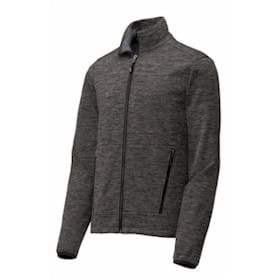 Sport-Tek® Electric Heather Soft Shell Jacket