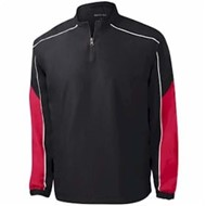 Sport-tek | Sport-Tek Piped Colorblock 1/4-Zip Wind Shirt
