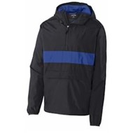 Sport-tek | Sport-Tek Zipped Pocket Anorak