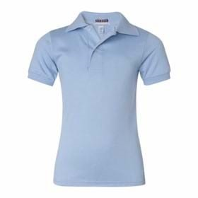 Jerzees YOUTH 5.6oz. Jersey Polo