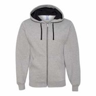 Jerzees | Jerzees 8 oz., 50/50 NuBlend® Full-Zip Hood