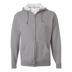 Jerzees | JERZEES 8 oz 50/50 Full-Zip Hood
