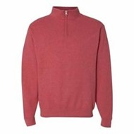 Jerzees | Jerzees Nublend 1/4 Zip Cadet Collar Sweatshirt