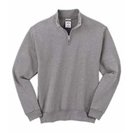 Jerzees | Jerzees YOUTH NuBlend 1/4 Cadet Collar Sweatshirt
