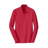 Port Authority | ® L/S Core Classic Pique Polo