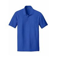Port Authority | Port Authority® Core Classic Pique Pocket Polo