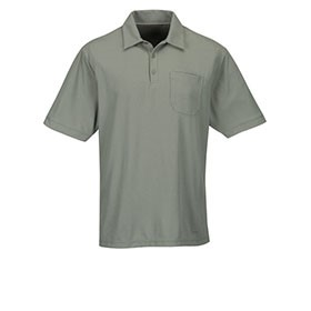 Tri-Mountain Endurance Polo w/ Pocket