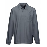 Tri-Mountain | Tri-Mountain L/S Endurance Pocket Polo