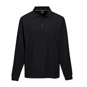 Tri-Mountain TALL L/S Endurance Pocket Polo