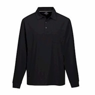 Tri-Mountain | Tri-Mountain TALL L/S Endurance Pocket Polo