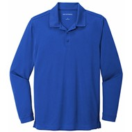 Port Authority | Port Authority DryZone UV Micro-Mesh LS Polo