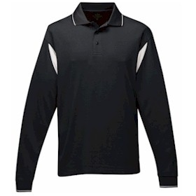 Tri-Mountain TALL L/S Action Polo