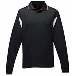 Tri-Mountain | Tri-Mountain TALL L/S Action Polo