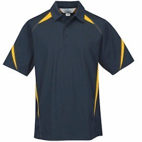 Tri-Mountain TALL Lightning Polo