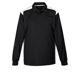 Tri-Mountain L/S Blitz Polo