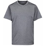 Tri-Mountain | Tri-Mountain Sprinter Crew Heather Performance Tee