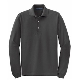 L/S Port Authority Rapid Dry Sport Shirt