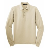 Port Authority | L/S PA Silk Touch Sport Shirt