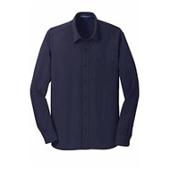 Port Authority | Port Authority Dimension Knit Dress Shirt