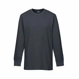 Tri-Mountain Essent L/S Thermal Crewneck Shirt